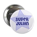 "Super Julian 2.25"" Button (10 pack)"