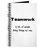 Teamwork - Black Journal
