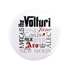 "The Volturi 3.5"" Button"