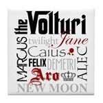 The Volturi Tile Coaster
