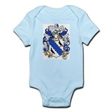 Dotson Coat of Arms Infant Creeper