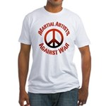 Martian Artists Against War tshirt