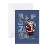 I Can See You Naked Greeting Cards (Pk of 10)