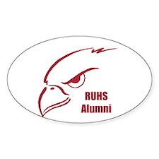 RUHS Alumni Stickers