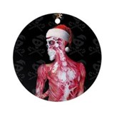 Dead Mistletoe Ornament (Round)