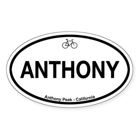 Anthony Peak