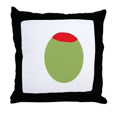 Legend of the O Throw Pillow