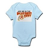 Cute Deadskins Infant Bodysuit