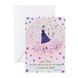 Ballerina Christian Greeting Cards (Pk of 10)