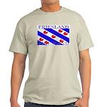 Friesland Frisian Flag Ash Grey T-Shirt