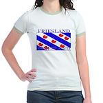 Friesland Frisian Flag Jr. Ringer T-Shirt