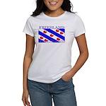 Friesland Frisian Flag Women's T-Shirt