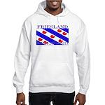 Friesland Frisian Flag Hooded Sweatshirt