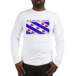 Friesland Frisian Flag Long Sleeve T-Shirt