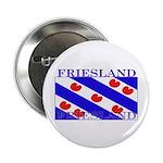 Friesland Frisian Flag Button