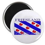 Friesland Frisian Flag Magnet