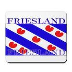 Friesland Frisian Flag Mousepad