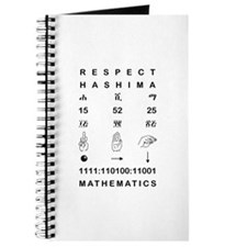 Respect Mathematics: Journal and Notebook
