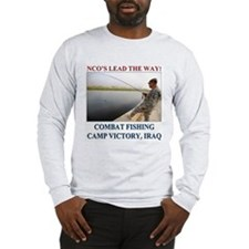 Iraq. veteran Long Sleeve T-Shirt