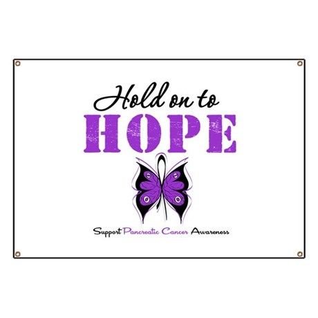 Pancreatic HoldOnToHope Banner