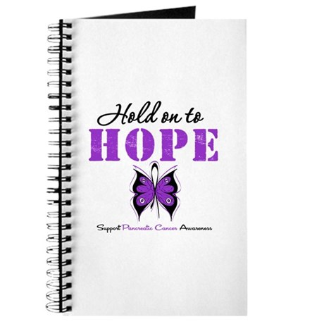 Pancreatic HoldOnToHope Journal