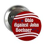 Ohio Against John Boehner Button