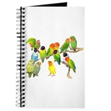 Lovebird Horde Journal