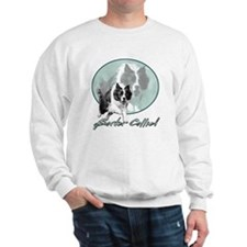 Border Collie Drive Sweatshirt