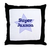 Super Jaxson Throw Pillow