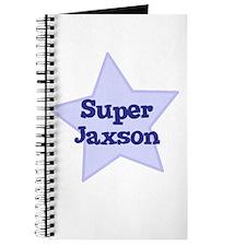 Super Jaxson Journal