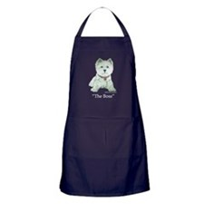 The Boss Apron (dark)