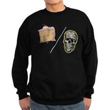 Cake or Death Sweatshirt