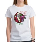 Santa Is Gay Women's T-Shirt