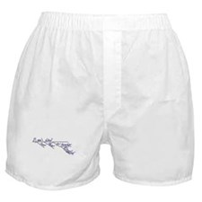 """""""I'm not that kind..."""" Boxer Shorts"""