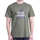 Super Jamari Black T-Shirt
