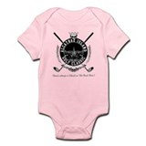 THE ALCATRAZ GOLF CLASSIC Infant Bodysuit
