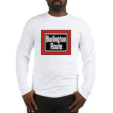 CB&Q Long Sleeve T-Shirt