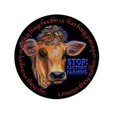 "Cool Vegetarianism 3.5"" Button"