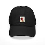 OUELETTE Family Crest Black Cap