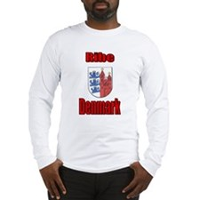 Ribe Denmark Long Sleeve T-Shirt