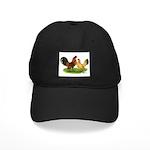 Nankin Bantams Black Cap