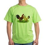 Nankin Bantams Green T-Shirt