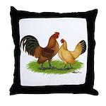 Nankin Bantams Throw Pillow