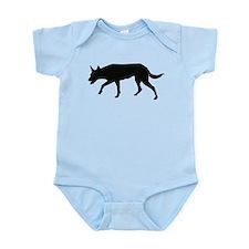 Working Australian Kelpie Infant Bodysuit