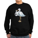 February Stork Sweatshirt (dark)