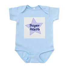Super Jakob Infant Creeper