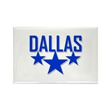 Unique Dallas cowboy Rectangle Magnet (10 pack)