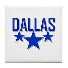 Cool Dallas cowboy Tile Coaster