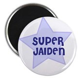"Super Jaiden 2.25"" Magnet (10 pack)"