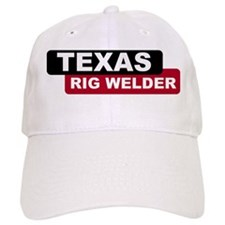 Texas Rig Welder Baseball Cap